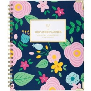 The Simplified Planner 2019